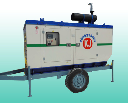 Kirloskar genset dealers in Chennai