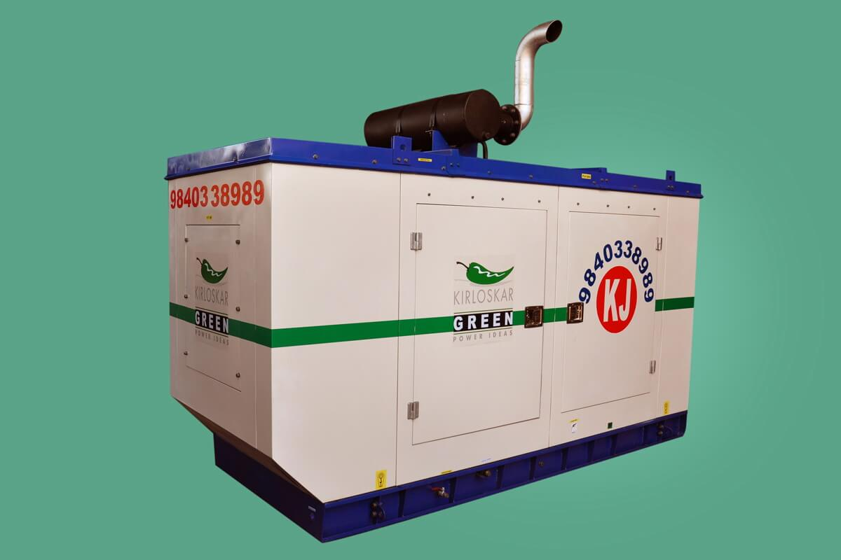 Genset dealers in Tiruvannamalai