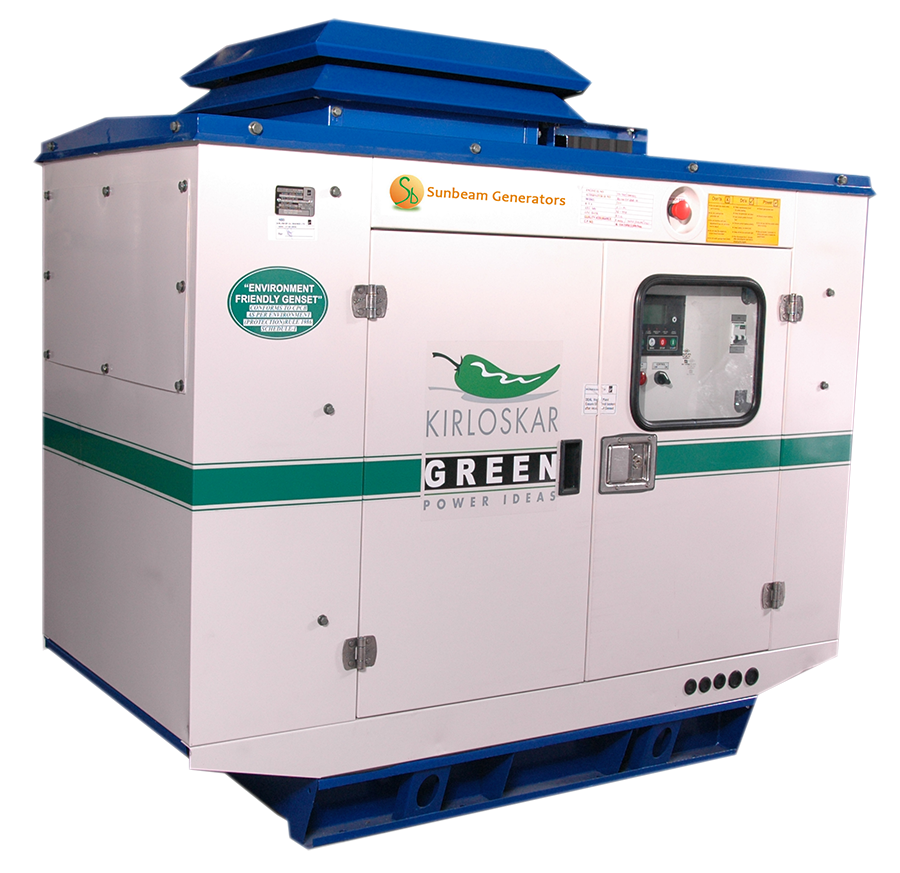 Genset dealers in Vellore