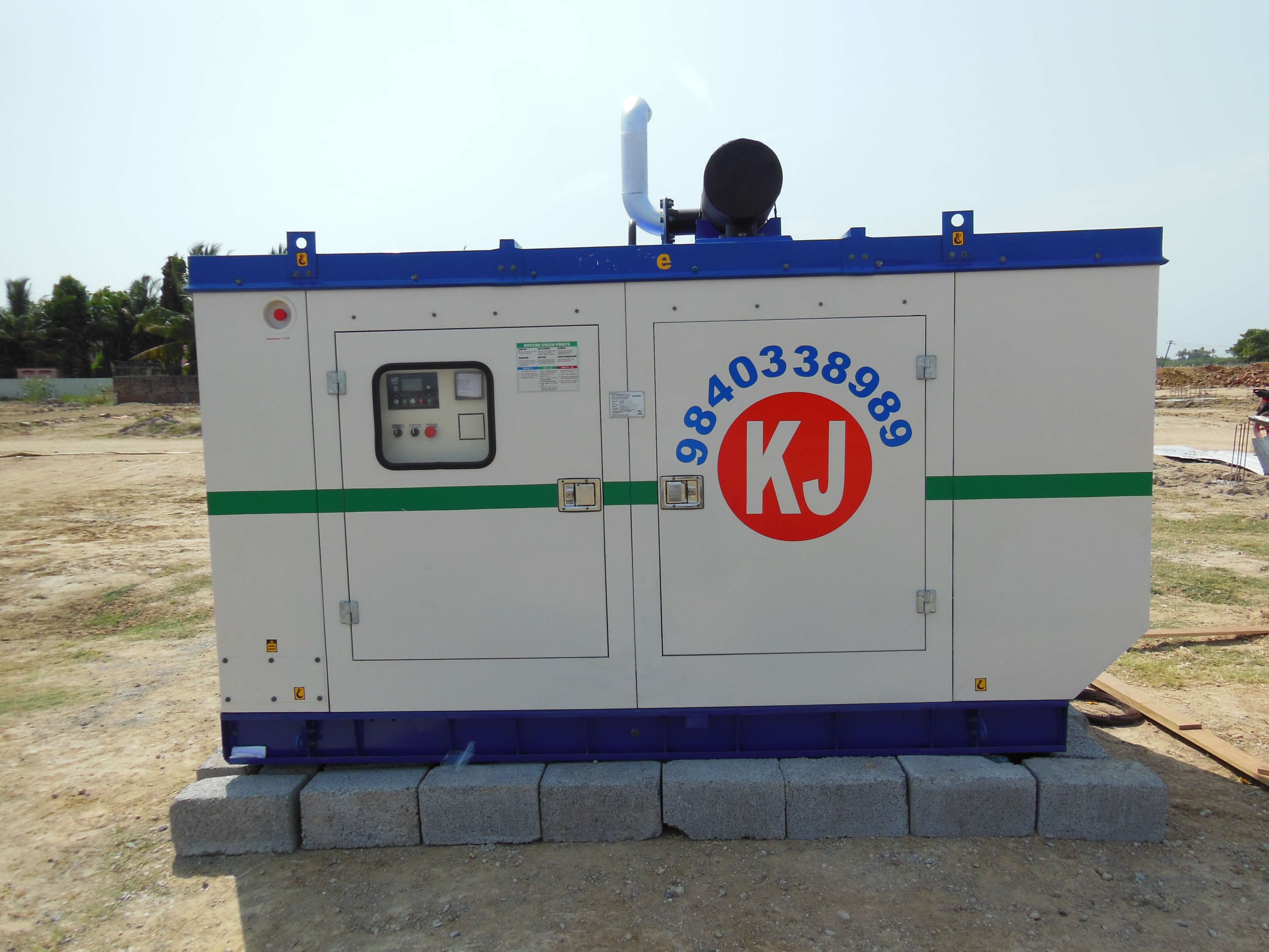 Genset dealers in Sriperumbudur