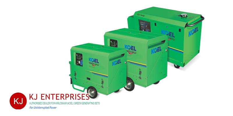 KOEL genset dealers in Chennai